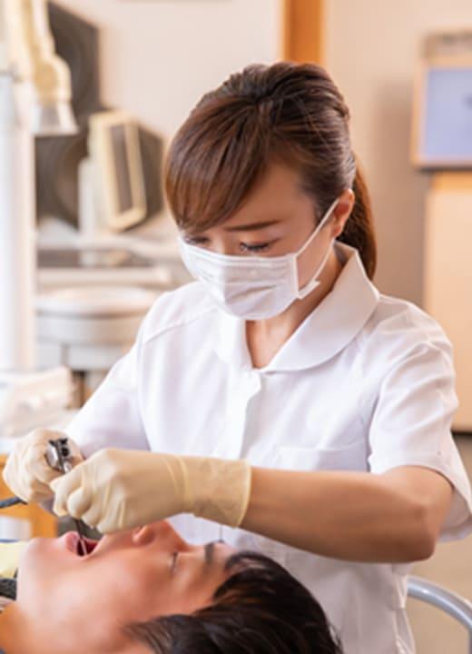 EPARK歯科の掲載取次